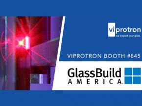 Viprotron at GlassBuild America