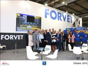 Forvet and IGE Wrap Up Extremely Successful Vitrum
