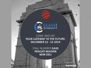 Mappi @ Zak Glass Tecnology 2019. It is time to satisfy India's desire for excellence