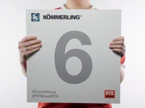 #ComeAlong to KOMMERLING at the FIT Show