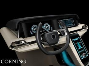 Corning Introduces the Industry's First AutoGrade™ Glass Solutions for Automotive Interiors