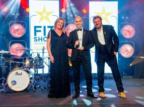 Epwin Window Systems wins FIT Show award for most successful visitor campaign