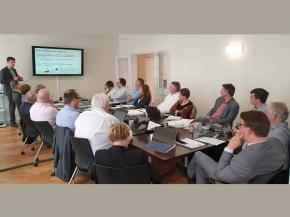 EU glass and glazing national associations meet at Glass for Europe