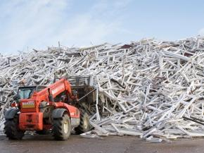 Eurocell Recycles Record Number of PVC-U Frames in 2018