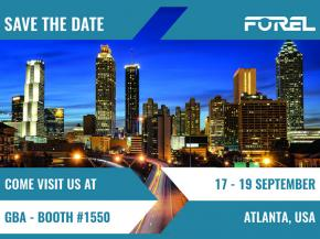 Forel at GlassBuild America '19