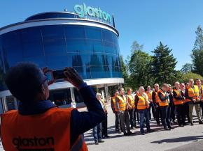 Glaston Showroom demos – a tour into innovation
