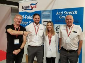 ExtrudaSeal: High Levels of Interest Generated at FIT Show 2019