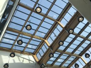 Roofglaze Project: IKEA, Greenwich