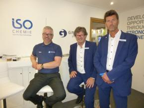 ISO-CHEMIE in new industry leading partnership launch