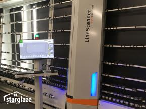 LineScanner installation at Starglaze, UK