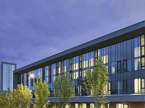 Maryhill Health Centre: A brand new beacon of health by Metal Technology