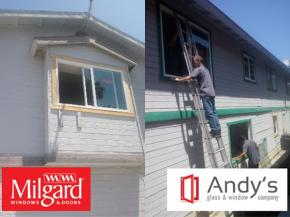 Milgard and Andy's Glass Provide Vinyl Windows for Homeless Housing Project