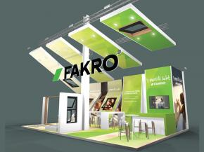 FAKRO presents NEW innovations during Building Fair 2019