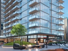 One Cardinal Way Apartment Building in St. Louis Will Have GRECO's Railings