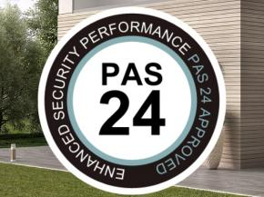 High performance with PAS 24 certification for UK