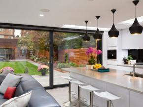 Roofglaze Case Study: Private Residence, Totteridge