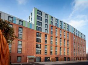 Profile 22 Flush Tilt and Turn Windows deliver glazing solution for new build student accommodation