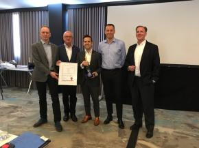 Roto North America Receives 2018 Customer Value Champion Award