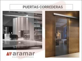 Sliding glass doors available in Aramar