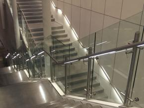 Stock Components or Custom, Legato™ Is Your Glass Post Railing Solution