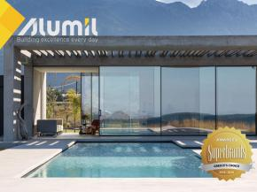 ALUMIL: Top brand in Greece once again
