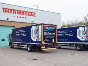 Thermoseal Group Extends its Fleet of Delivery Vehicles