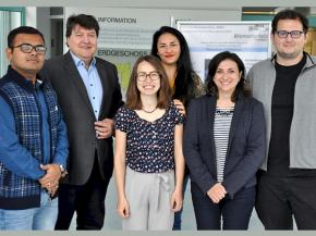 FunGlass researchers start their research training program in the Institute of Biomaterials