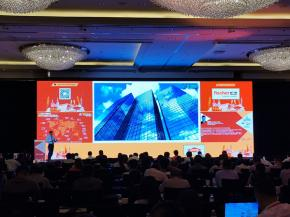 Xinyi Glass attended ZAK World of Facades in Shanghai