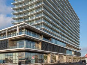 STAPHIRE Ultra-Clear glass provides pristine ocean views at Asbury Ocean Club
