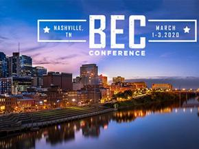 Sedak inc. will be represented at the BEC Conference 2020 in Nashville, Tennessee