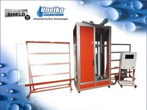 Unelko Announces the Launch of its New Invisible Shield Microburst Glass Coating Machine