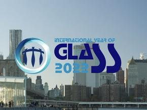 Worldwide presentation of the United Nations International Year of Glass 2022