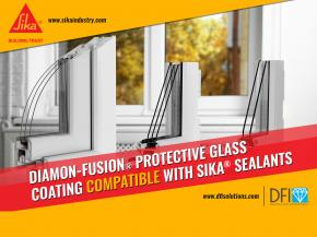 Sika Adhesion_DFI protective glass coating