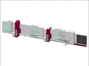 LiSEC SplitFin - Fastest vertical processing line, variably configurable