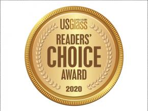 Mappi wins USGlass Readers' Choice Award 2020, 4th in a row!