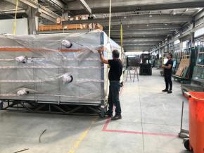 "RCN Solutions: New production concept intalled at ""Vas-Glass"" in Greece"