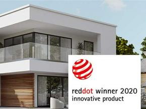 VetroMount Balustrade System Honoured with Red Dot Award as Innovative Product