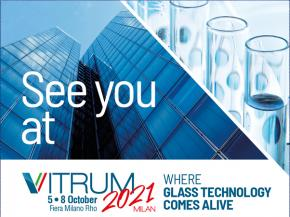 VITRUM is essential to upholding the Italian leadership in glass technologies