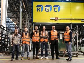 RGC chooses Forel for glass edging and for extra-jumbo IG production