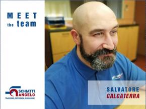 Salvatore Calcaterra: from Superhero to administration wizard