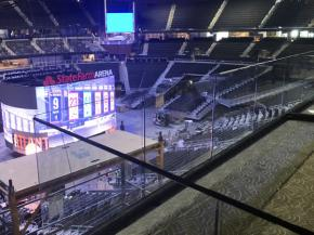 Trex Commercial Products: State Farm Arena (formerly Philips Arena)