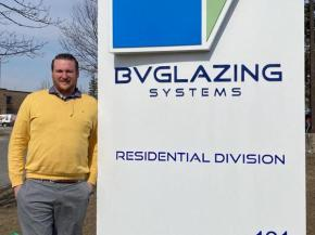 Andrew Dolphin, General Manager Glass Operations at BVGlazing