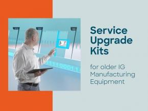 Service Upgrade Kits for older IG Manufacturing Equipment | Glaston