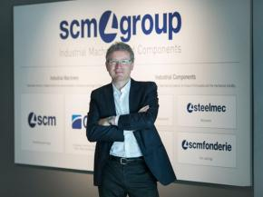 Marco Mancini CEO Scm Group