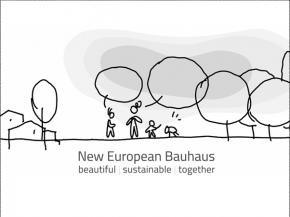 Glass for Europe contributes to the new European Bauhaus