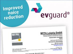 Improved noise reduction with evguard®
