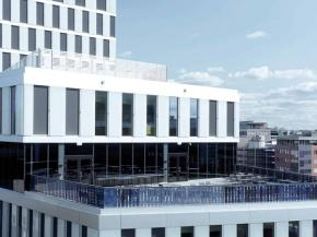 eyrise® showcased in ORKLA City building, case study in Norway