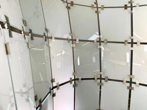 Frameless Glass Structure: The Future of Building Glass Envelope