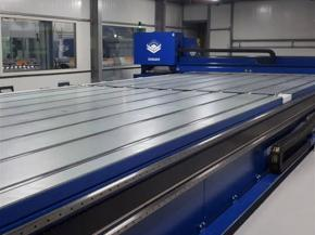 Vitro Jet FS24 Succesfully Commissioned in Technical Glass And Aluminium Company Llc