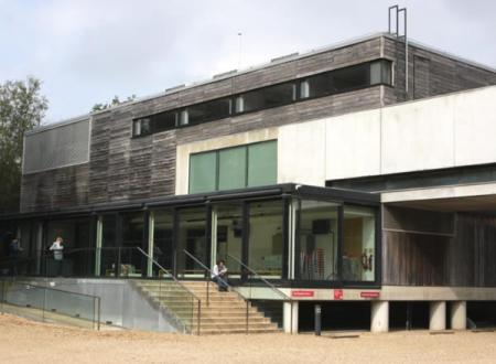 PVB interlayers incorporated into the glazing for Henley Rowing Museum.